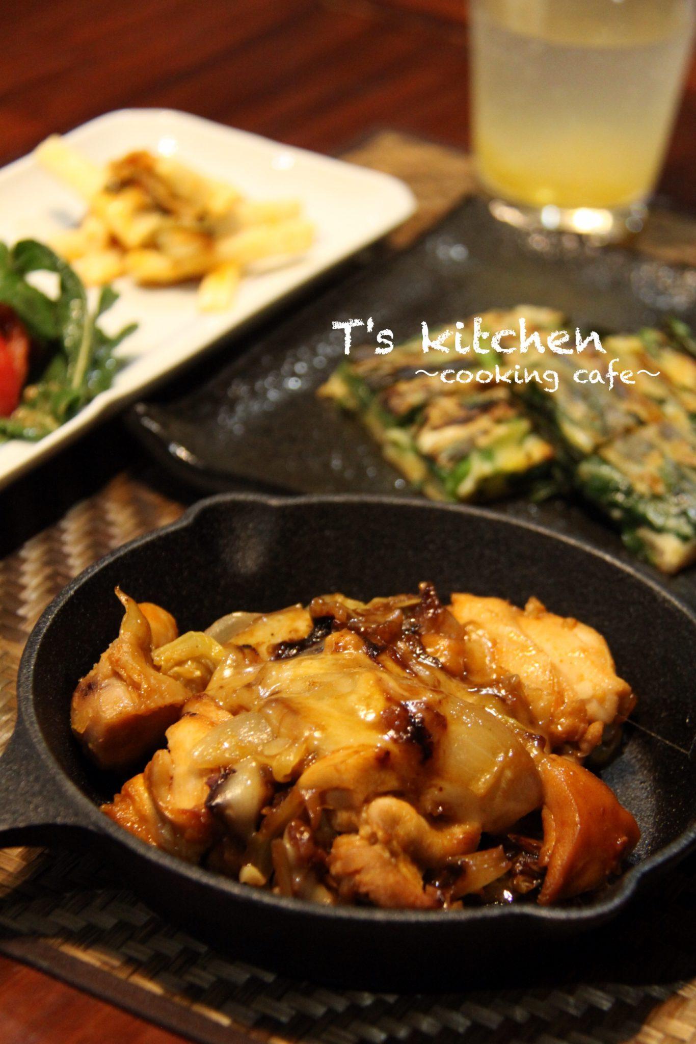 韓国人気のチーズダッカルビ