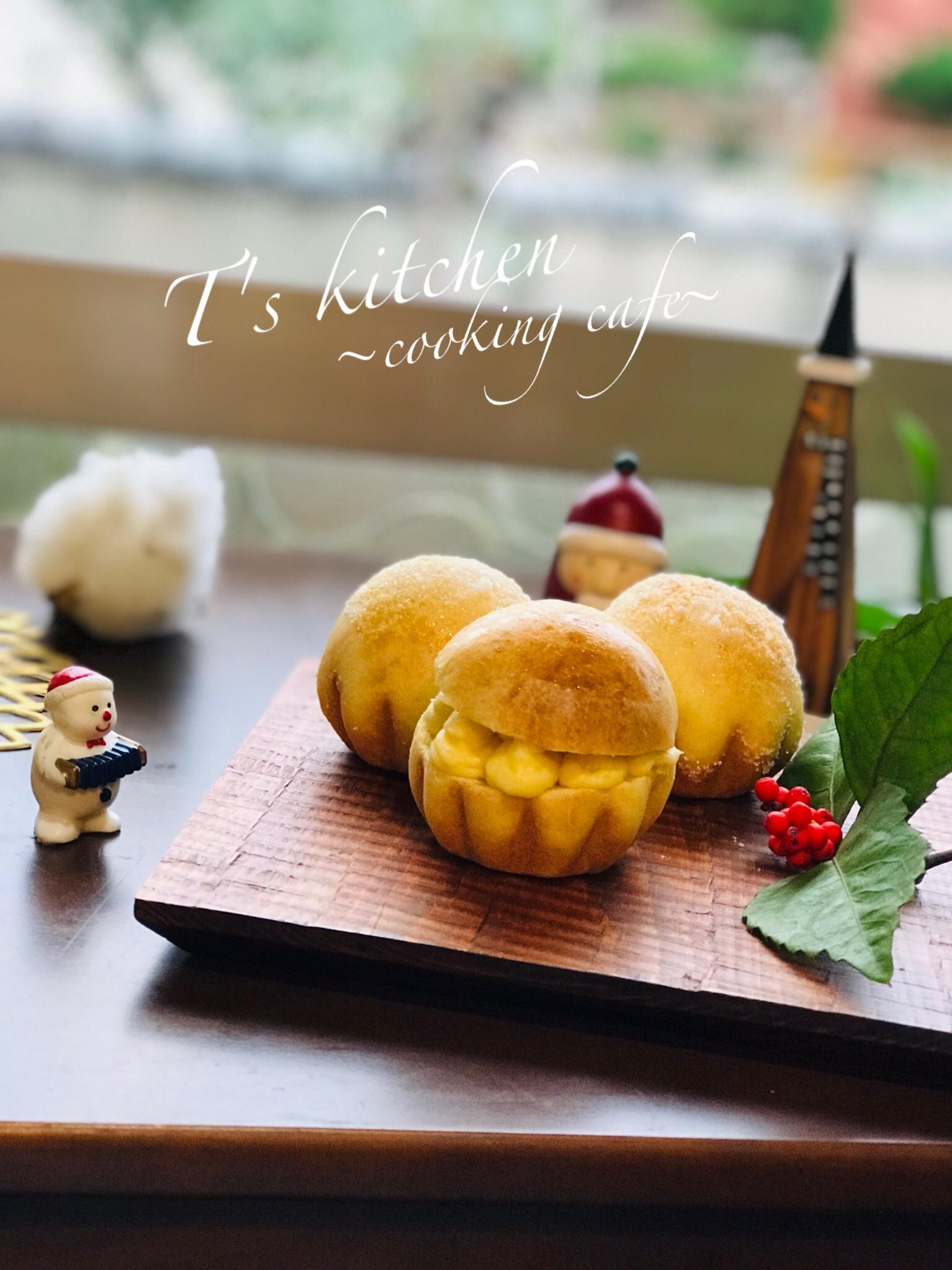 2種のブリオッシュ マンゴー&シュクレ