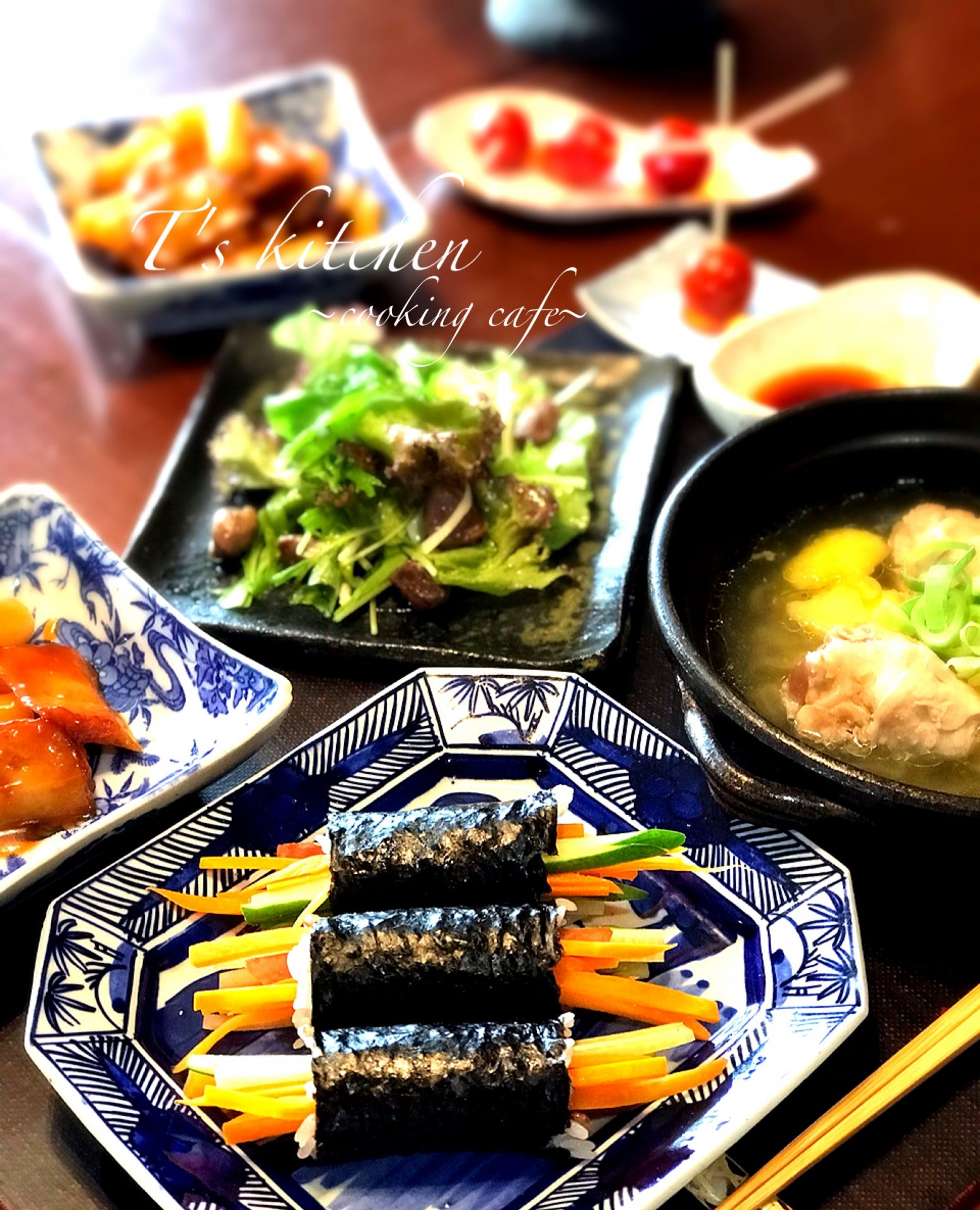 韓国屋台飯